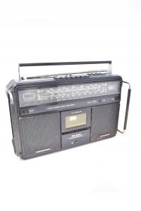 STEREO GRUNDIG RR640 PROFESSIONAL RADIO FUNZIONANTE, NO CASSETTE
