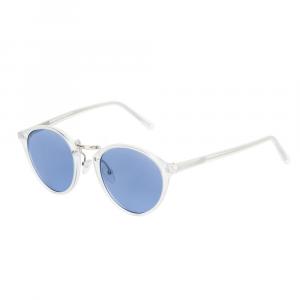 Occhiali da sole blu collezione Audacia Flat ad alta protezione