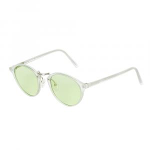 Occhiali da sole verde collezione Audacia Flat ad alta protezione