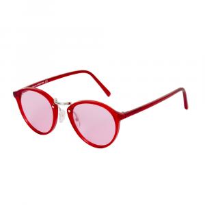 Occhiali da sole rosa collezione Audacia Flat ad alta protezione