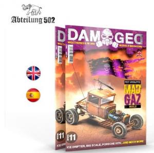 DAMAGED MAGAZINE 11