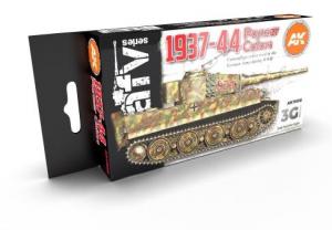 GERMAN WAR COLORS 37-44 3G