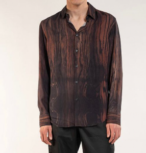 CAMICIA STAMPA SEQUOIA BENEVIERRE