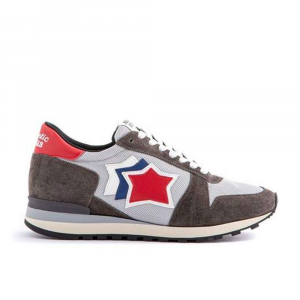 Atlantic Stars Sneakers Sportiva Multicolor da Uomo