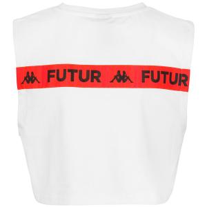 Kappa  T-Shirt KESSY KFF  White-Neon