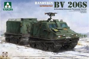Bandvagn BV 206S