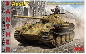 German Medium Tank Sd.Kfz.171 Panther Ausf. F