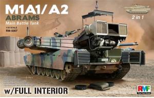 M1A1/ A2 Abrams 2 IN 1