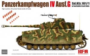 Panzerkampfwagen IV Ausf. G Sd.Kfz. 161/1