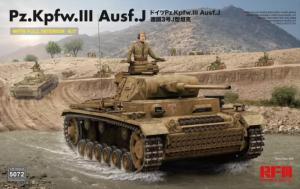Pz.Kpfw.III Ausf. J