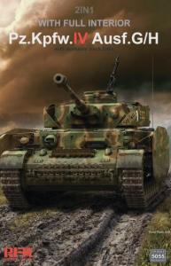 Pz.Kpfw.IV Ausf. G/H