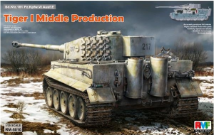 Tiger I Middle Production