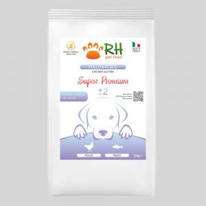 Pollo e Pesce Puppy Super Premium