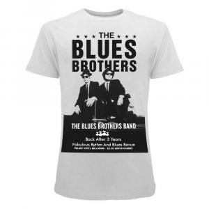 T-shirt The Blues Brothers band taglia XS S M L XL XXL