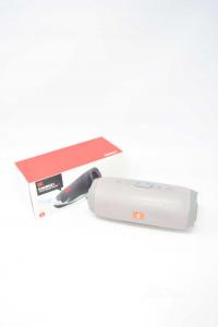Cassa Bluetooth Modello Medio Colore Grigio NUOVA