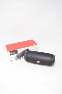 Cassa Bluetooth Modello Medio Colore Nera NUOVA