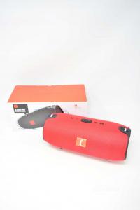 Cassa Bluetooth Modello Big Colore Rosso NUOVA