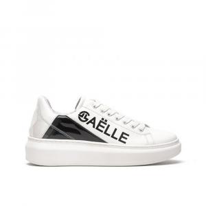 Gaelle Paris Sneakers con Scritta Bianca Unisex