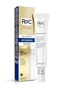 Roc Pro-Correct Concentrato Intensivo Anti Rughe 30ml