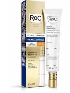 Roc Retinol Correxion Wrinkle Correct Crema Viso Giorno SPF20 30ml