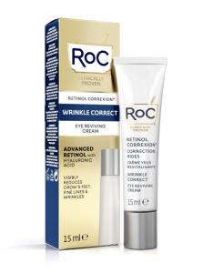Roc Retinol Correxion Wrinkle Correct Crema Occhi 15ml