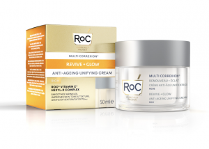 Roc Multi Correxion Revive+Glow Crema Viso Uniformante 50ml