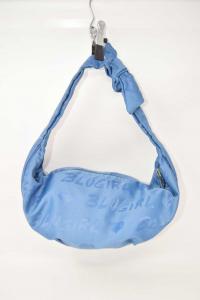 Borsa In Tela Blugirl Blumarine Azzurra