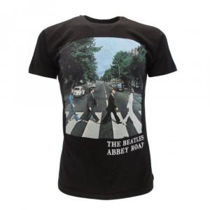 T-shirt The Beatles Abbey Road taglia XS S M L XL XXL