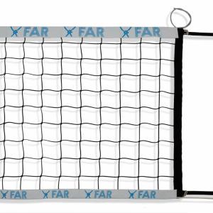 """Rete da pallavolo con stampa personalizzata """"Mondial extra"""""""