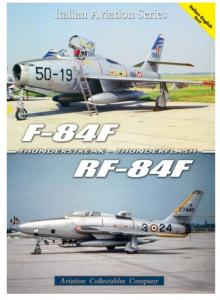 F-84F Thunderstreak – RF-84F Thunderflash