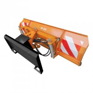 Lama Sgombraneve GEO per skid loader