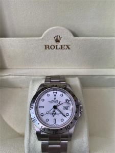 Orologio secondo polso Rolex Explorer 2