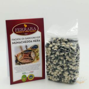FAGIOLI IGP SARCONI MUNACHEDDA NERA GR 500