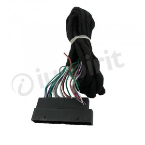 Cavo ISO per autoradio per le vetture Mercedes classe ML Mercedes classe R con la fibra ottica