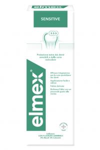 Elmex Collutorio Sensitive Denti Sensibili 400ml x2