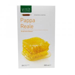 Pappa Reale Bio Ligne de Plantes 20 Ampolle