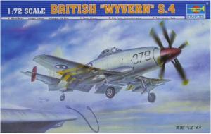 British Wyvern S.4