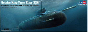 Russian Navy Yasen Class SSN