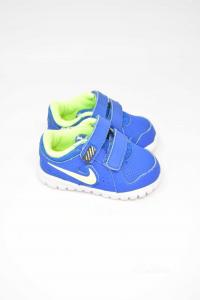 Scarpe Nike Bambino N 21 Blu