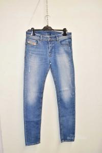 Jeans Uomo Diesel Industry Tg W32 L32
