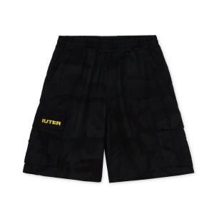 IUTER Cargo Short Camo Black