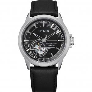 Citizen Automatico Supertitanium NH9120-11E