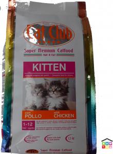 Cat club kitten 1,5kg pollo