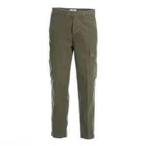 Pantalone Cargo Tela Genova