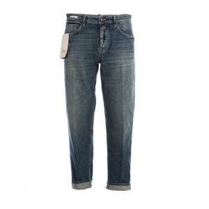 Jeans Lavaggio al Thè Ychai