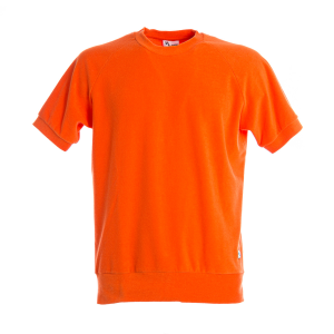 T-Shirt Doppiaa Arancio