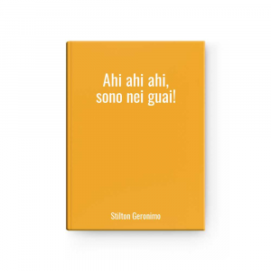 Ahi ahi ahi, sono nei guai! | Stilton Geronimo