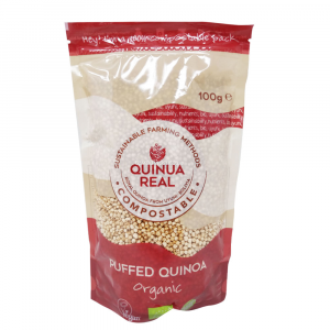 QUINUA REAL®-QUINOA SOFFIATA S/G BIO 100 gr