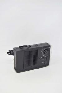Radio-sveglia  Irradio RC-130 Nera