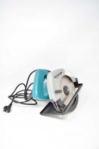 Sega Circolare 220 V- 50 Hz Verde